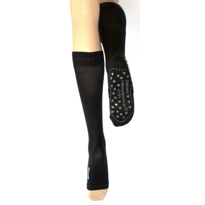 Compressions Stockings with non-slip protection